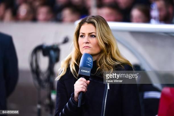 Astrid BARD Lille / Lyon 27eme journee de Ligue 1 Photo Dave Winter / Icon Sport