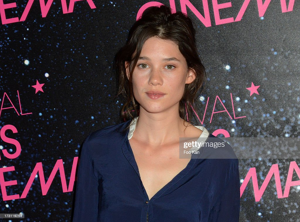 <a gi-track='captionPersonalityLinkClicked' href=/galleries/search?phrase=Astrid+Berges-Frisbey&family=editorial&specificpeople=5582214 ng-click='$event.stopPropagation()'>Astrid Berges-Frisbey</a> attends 'La Vie D'Adele' Paris Premiere At MK2 Bibliotheque on July 7, 2013 in Paris, France.