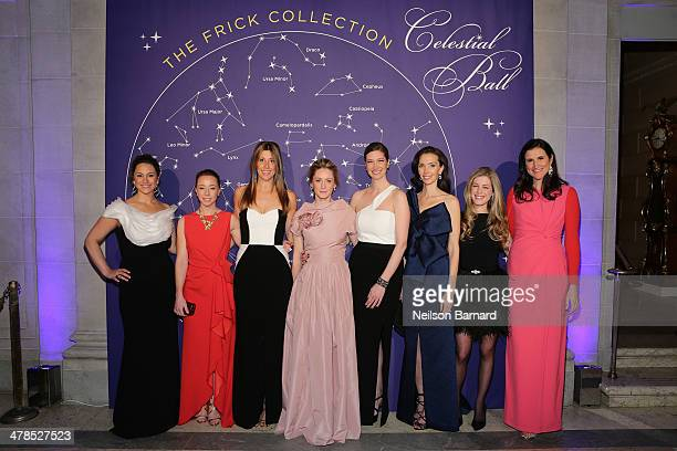 Astrid Hill Dattilo Rickie De Sole Webster Sloan Overstrom Clare McKeon Joann Pailey Olivia Chatecaille Maggy Francis Schultz and Lydia Fenet attend...