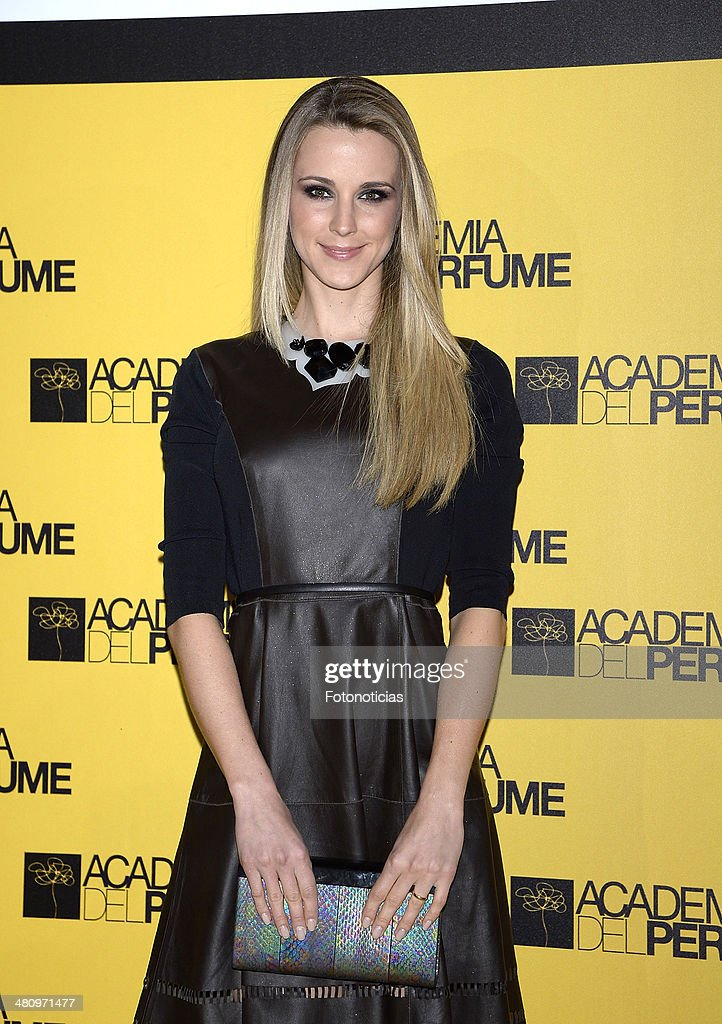 Astrid Klisans attends the 2014 Perfume Academy awards at Casa de America on March 27, 2014 in Madrid, Spain.