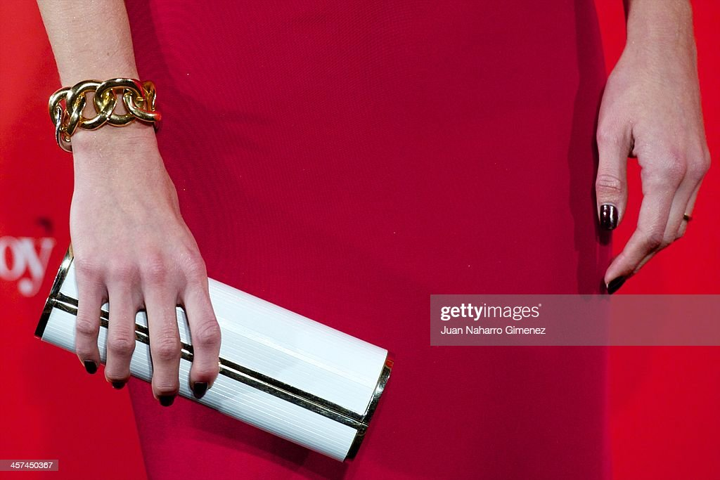 Astrid Klisans attends the 'Mujer de Hoy' awards 2013 at the Hotel Palace on December 17, 2013 in Madrid, Spain.