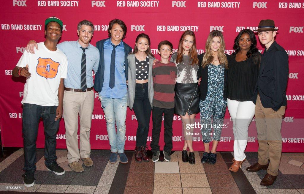 """""""Red Band Society"""" Atlanta Special Screening"""