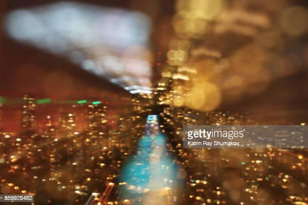 Astro Projection. Jazzy Dimensions In Delicious City Dreams