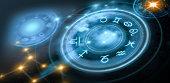 astrology horoscope background