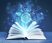 astrology magic book