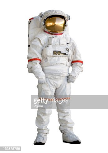 Astronaut In A Space Suit Stock Photo | Getty Images