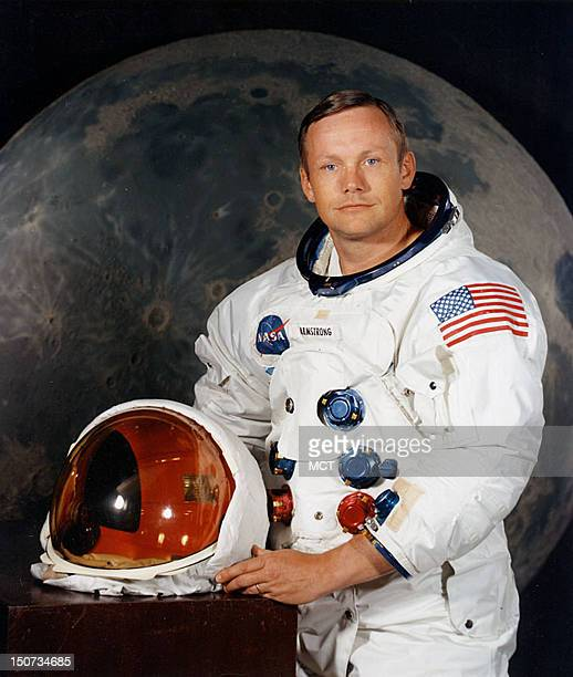 Astronaut Neil Armstrong commander of Apollo 11 and the first person to walk on the moon has died Saturday August 25 2012 He was 82 Portrait of...