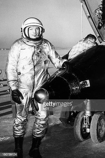 Astronaut Neil Armstrong commander of Apollo 11 and the first person to walk on the moon has died Saturday August 25 2012 He was 82 In this January...