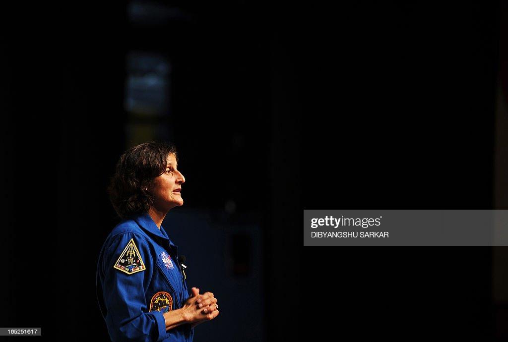 Sunita Williams | Getty Images