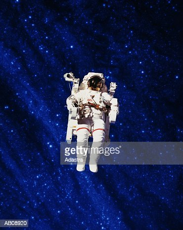 astronaut untethered space walk - photo #16