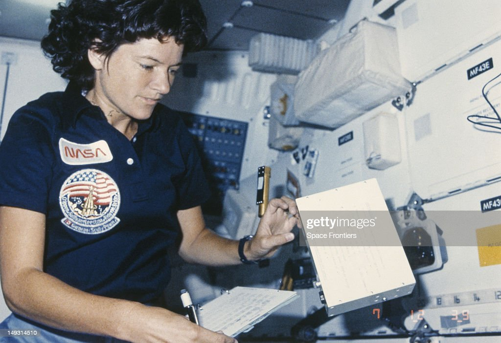 nasa sally ride women - photo #9