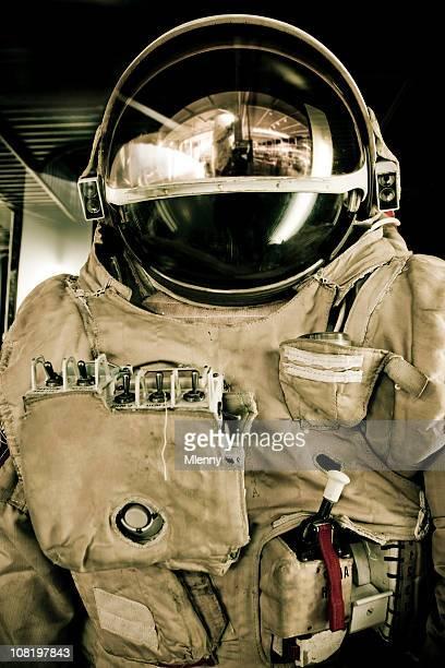 Traje espacial astronauta