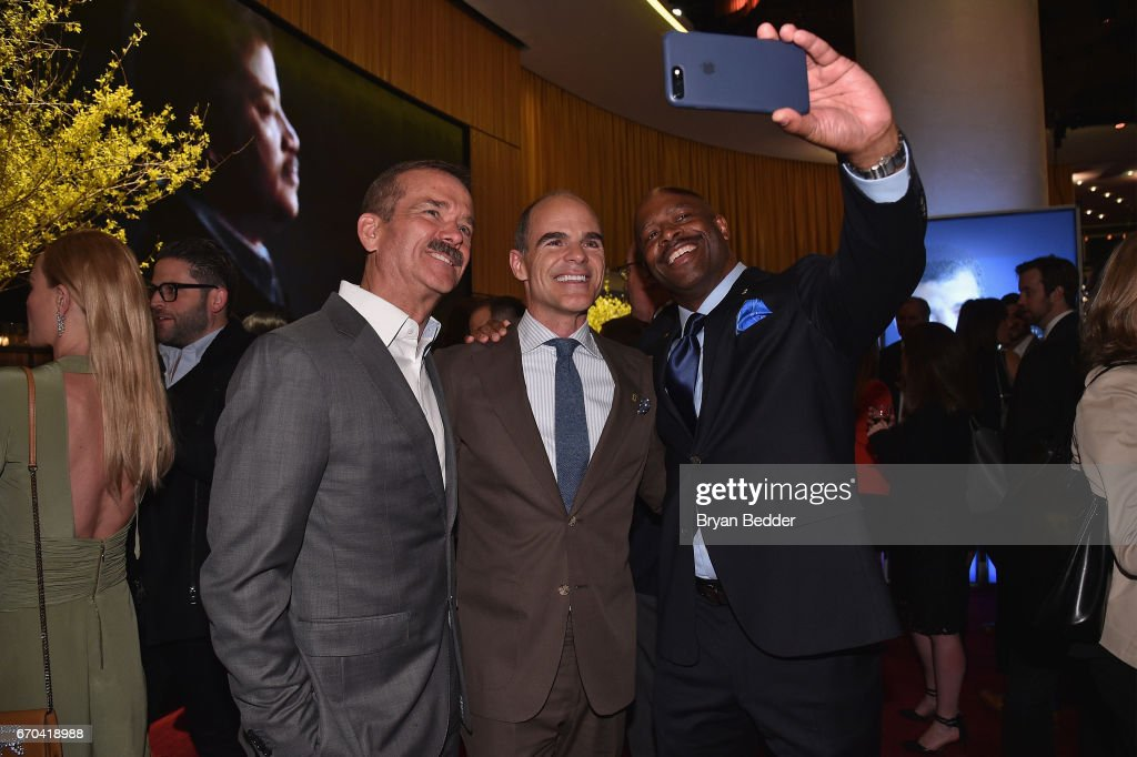 National Geographic's Further Front Event In New York City - After Party