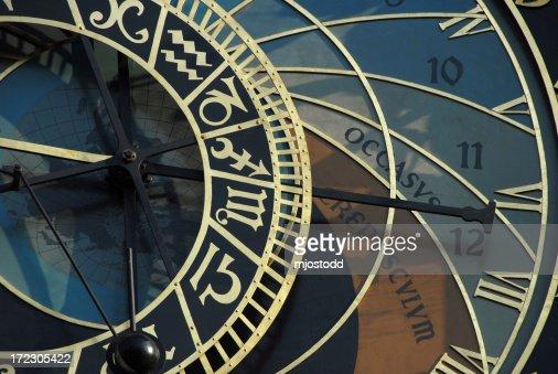 Astronomical Clock 5 : Stock Photo