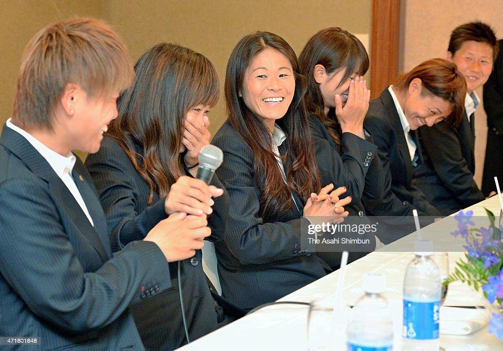 image Tanaka aya news reporter fuck amp cum shower
