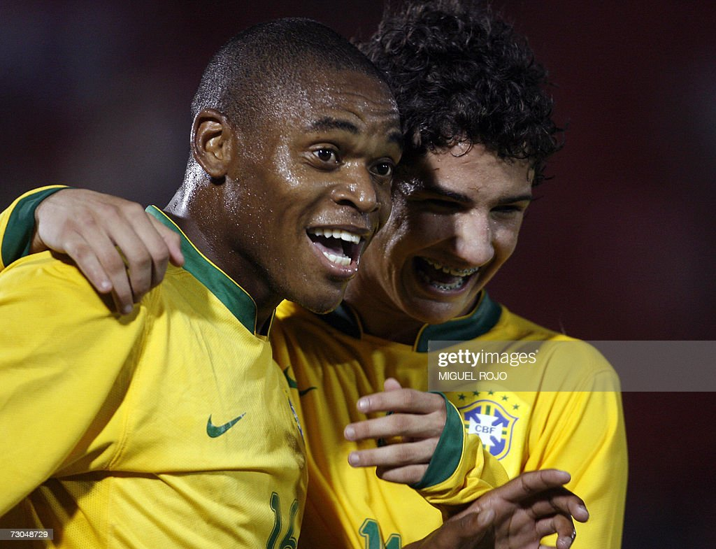 Brazil s Luiz Adriano Souza Da Silva L
