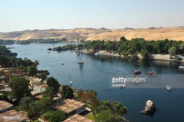Aswan view