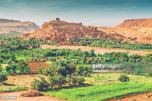 Aït Ben Haddou - Ancient City in Morocco, North Africa