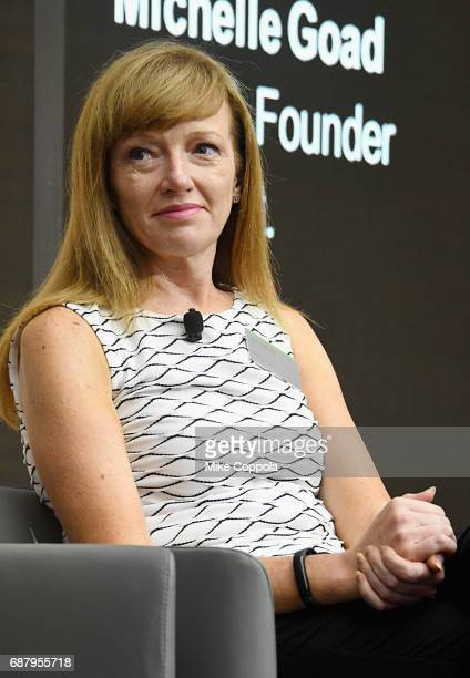CMO at Citi Fintech Linda Duncombe appears onstage during Interbrand Breakthrough Brands 2017 on May 24 2017 in New York City