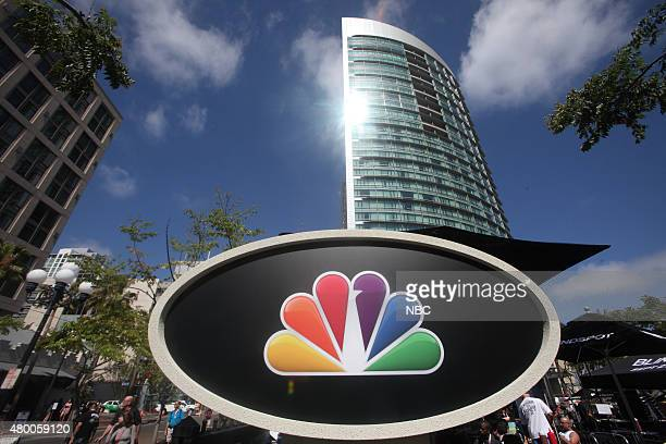 DIEGO 2015 'NBC at ComicCon' Pictured NBC at ComicCon Wednesday July 8 from Tin Fish Gaslamp San Diego Calif