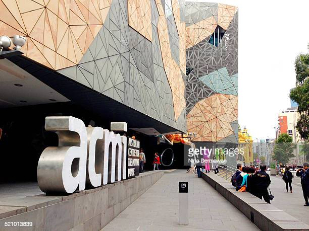 ACMI at Federation Square home to many interesting and well known movierelated exhibitions