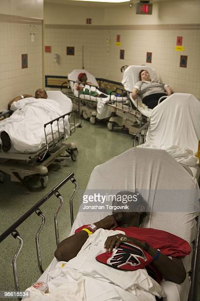 Hospital Emergency Room: Grady Hospital Stock Photos And Pictures