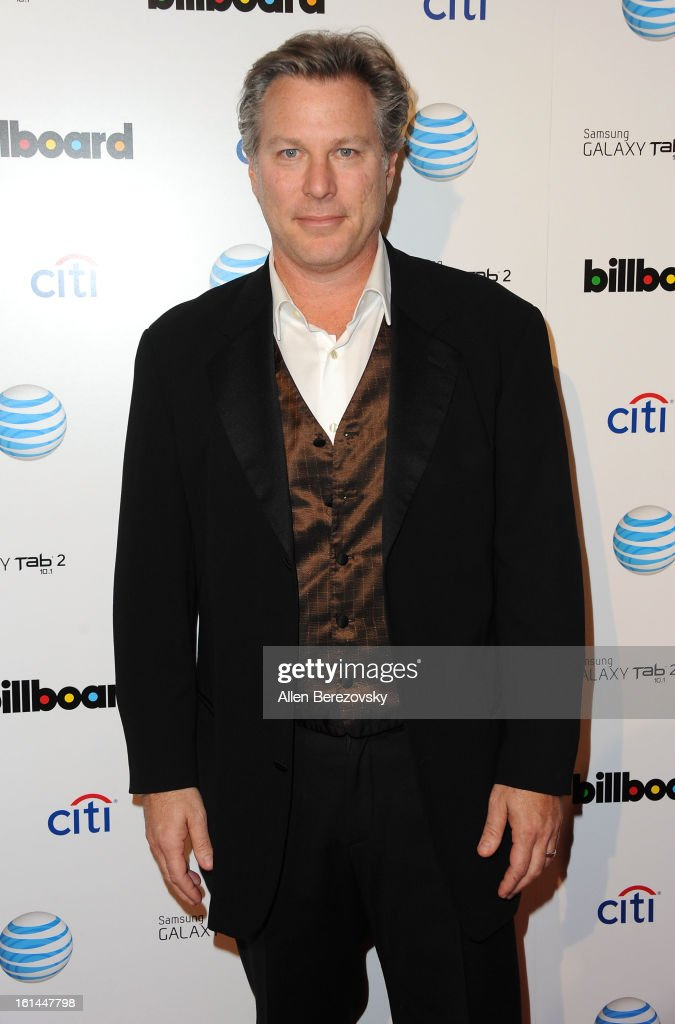 CEO at Guggenheim Digital Media <a gi-track='captionPersonalityLinkClicked' href=/galleries/search?phrase=Ross+Levinsohn&family=editorial&specificpeople=4411317 ng-click='$event.stopPropagation()'>Ross Levinsohn</a> attends the Billboard GRAMMY after party presented by Citi at The London Hotel on February 10, 2013 in West Hollywood, California.