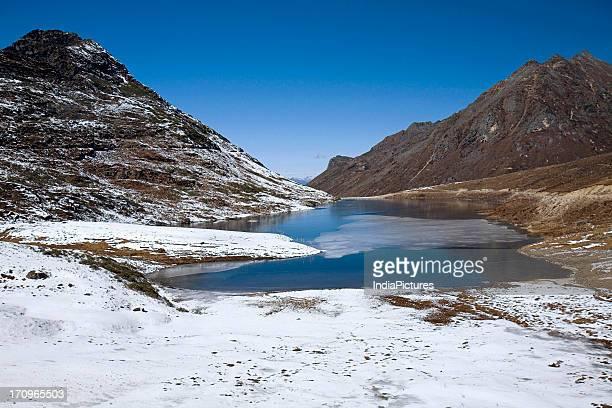 At Sela Pass 13700 feet 73 kms from Tawang Arunachal Pradseh India