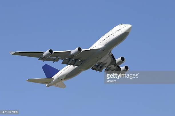 At takeoff