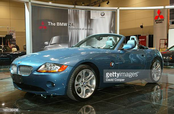Bmw Z4 Stock Photos And Pictures Getty Images