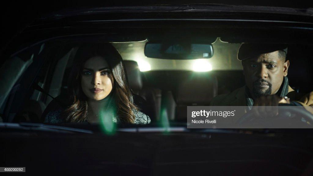 ABC's 'Quantico' - Season Two : News Photo