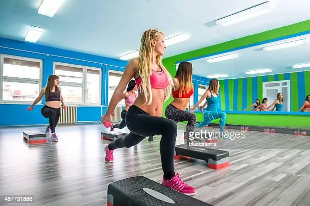 Presso il fitness club
