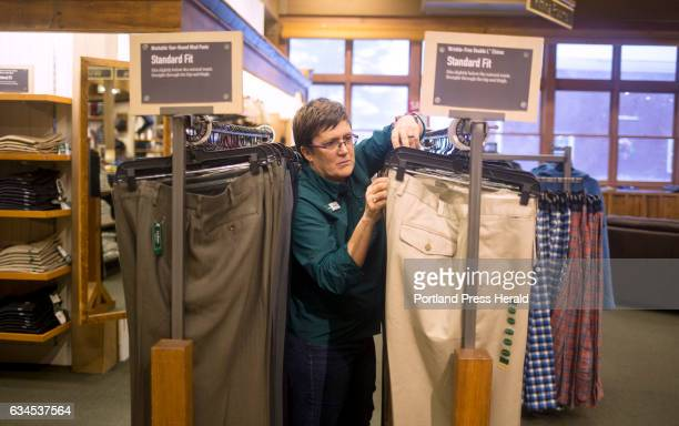 at the flagship LL Bean store LL Bean is offering early retirement packages to about 900 employees with the goal of downsizing by 10 percent of its...