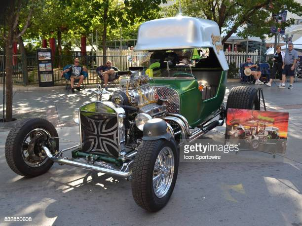 at the Hot August Nights Custom Car Show the largest nostalgic car show in the world on August 11 2017 held at Reno NV