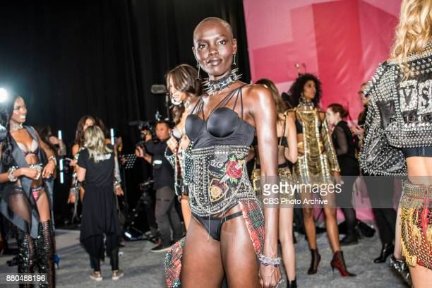 'THE VICTORIA'S SECRET FASHION SHOW' IN SHANGHAI CHINA FOR THE FIRST TIME at the MercedesBenz Arena Broadcasting TUESDAY NOV 28 ON CBS Pictured Grace...
