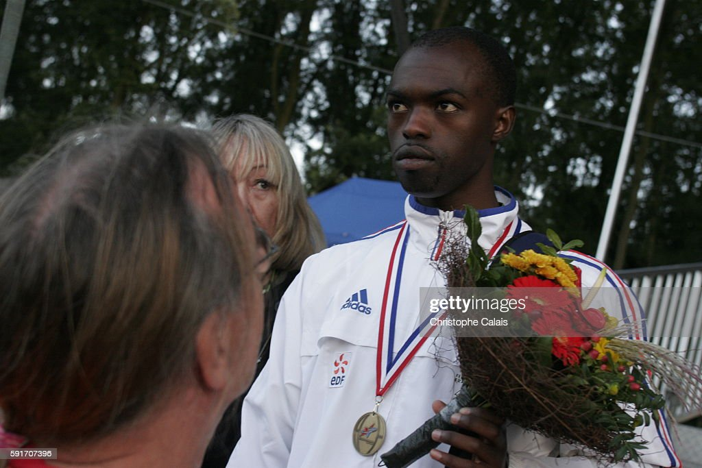 At the Paralympic Athletics World Championship Clavel is silver medalist in the 4x100m relay He was disappointed after his disqualification for a...
