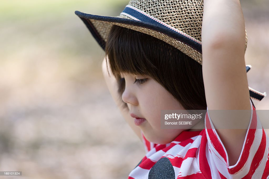 At the Park : Stock Photo
