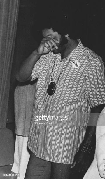 AUG 16 1972 At The Rev Jesse Jackson He had to shield his eyes as he arrived Wednesday to address the national meeting of Alpha Kappa Alpha Sorority...