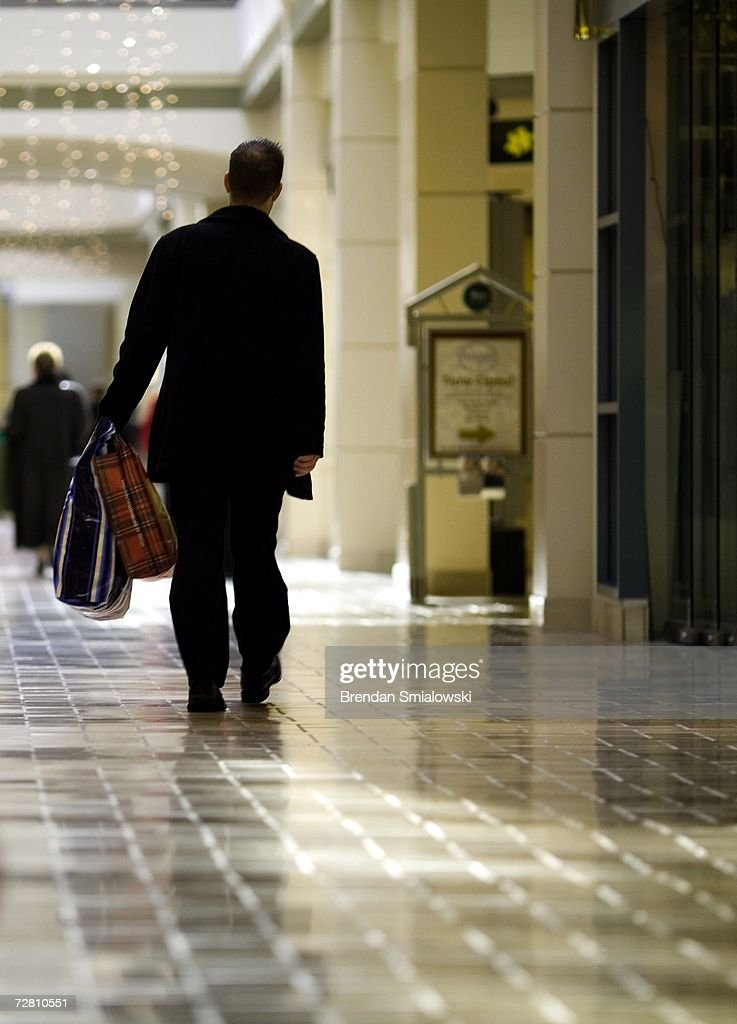 at Tysons Corner December 12 2006 in McLean Virginia Americans are expected to spend an average of nearly $800 each on holiday shopping this year