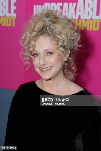 SCHMIDT 'FYC at UCB' Pictured Carol Kane