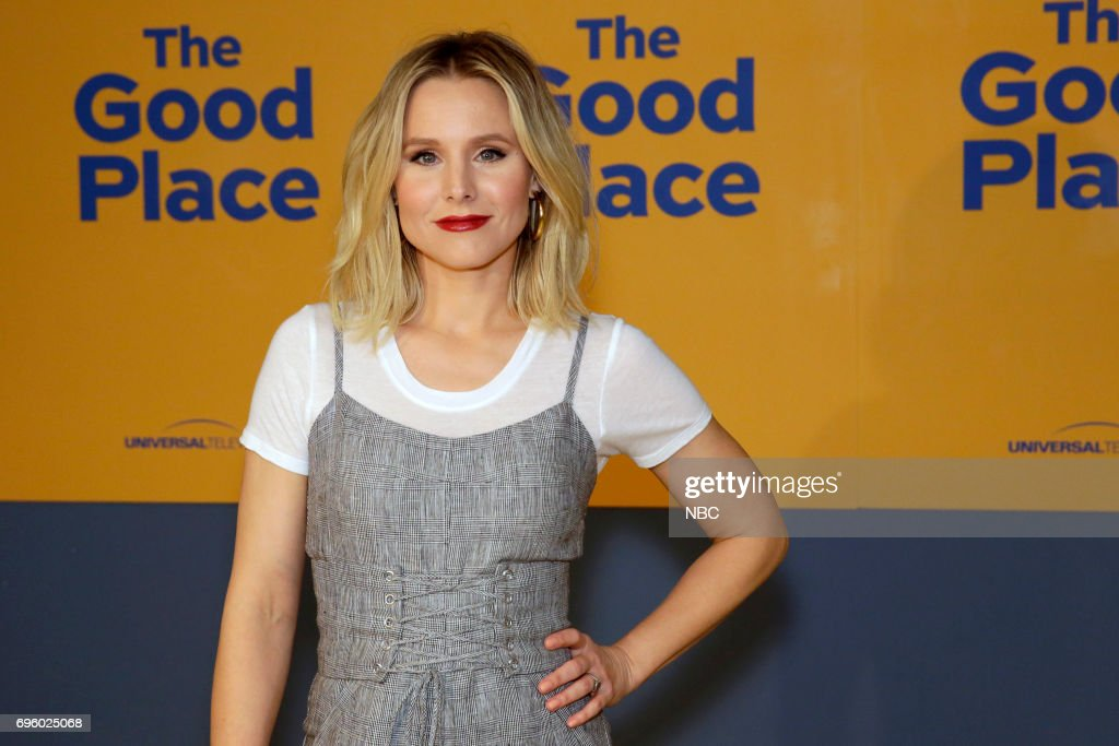 PLACE -- 'FYC at UCB' -- Pictured: Kristen Bell --