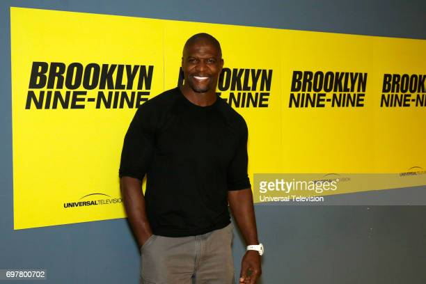 NINE 'FYC at UCB' Pictured Terry Crews