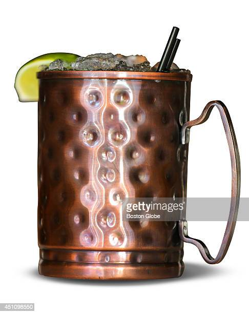 At Ward 8 a drink called the Moscow Mule is served in a copper mug that gets stolen often