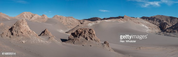 Atacama Desert : Stock Photo