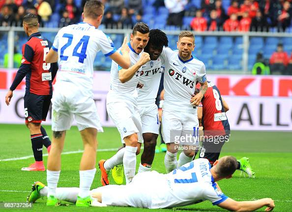 Genoa CFC v Atalanta BC - Serie A : News Photo
