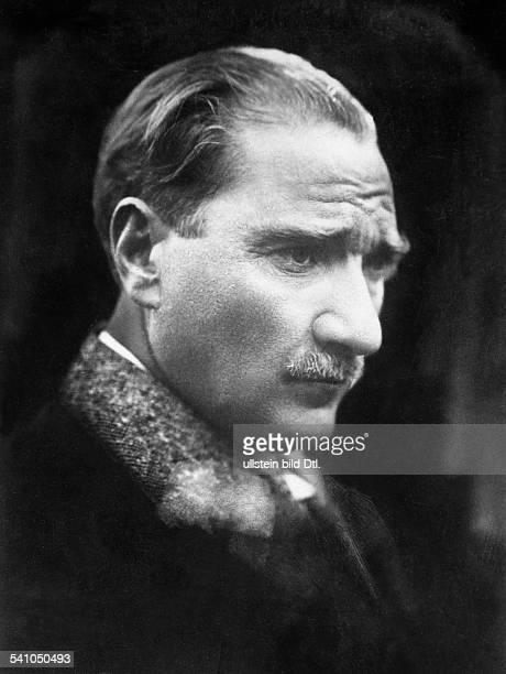 Atatuerk Kemal *12031881Politiker Türkei 1929