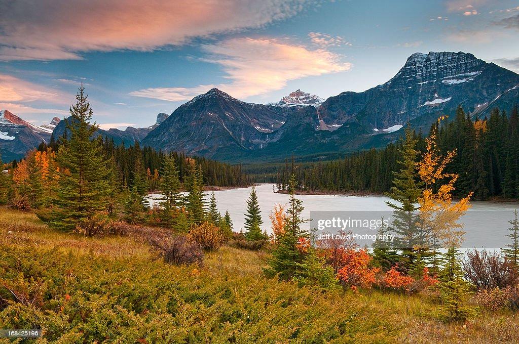 Athabasca Sunset