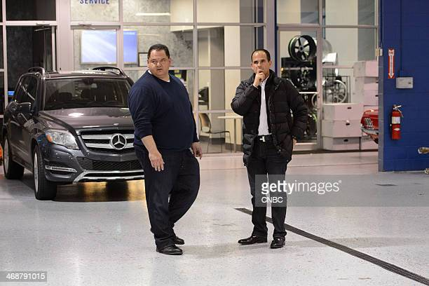 Pete Athans of Athans Motors and Marcus Lemonis