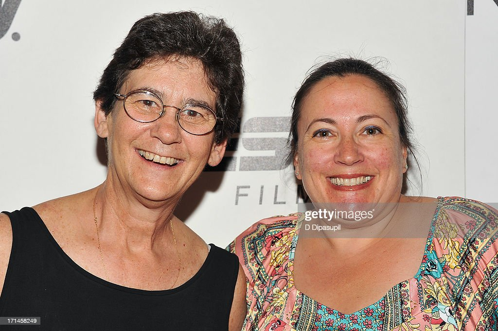 Athena Film Festival co-founders Kathryn Kolbert (L) and Melissa Silverstein attend the 'Venus Vs.' and 'Coach' screenings at the Paley Center For Media on June 24, 2013 in New York City.