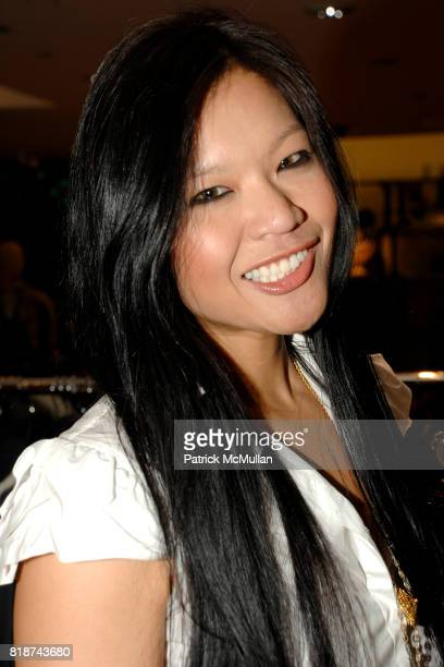 Athena Liu attends HAVAIANAS GQ Magazine host the launch party for Havaianas Team Sandals at Barneys New York on June 10 2010 in New York City